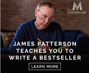 James Patterson teaches writing Image