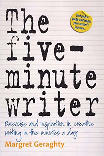 The Five-Minute Writer Image